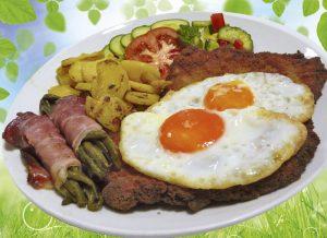 Junggesellen-Schnitzel
