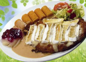 Schnitzel Lisa-Marie