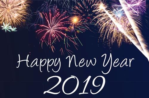 Wir wünschen Ihnen ein gesundes Neujahr 2019